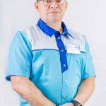 Владимир Кирьянов, Психолог реабилитационного центра